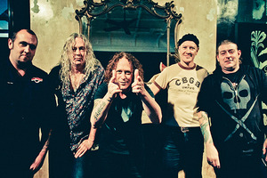 THE SCREAMING JETS (25th Anniversary Tour)