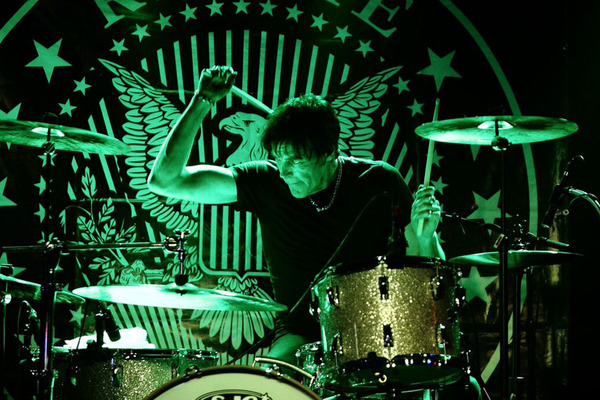 RICHIE RAMONE (USA)
