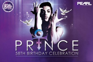 'Prince Birthday Celebration - Purple Revolution' ft. ANDREW DE SILVA