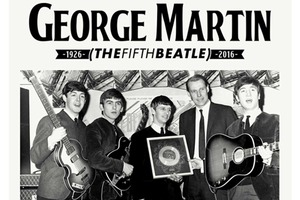'George Martin (1926-2016) The Fifth Beatle - A Celebration'