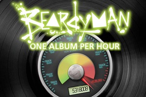BEARDYMAN (UK - One Album Per Hour)