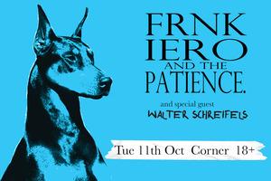 FRNKIERO ANDTHE PATIENCE.